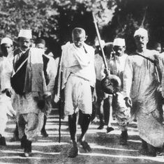 When Gandhi intervened to stop 'communal' cricket matches in Bombay during the Second World War