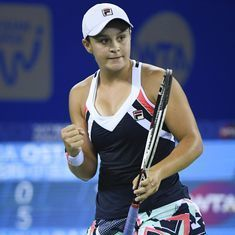 From tennis to cricket and back: Ashleigh Barty finally seems to have found her calling
