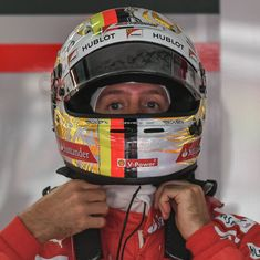 Vettel smashes lap record in testing but says it doesn't mean much for the coming season