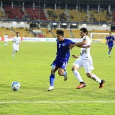 FIFA U-17 World Cup: Defender Boris Thangjam has the pace to run the show from the back