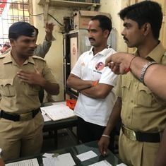 Shiv Sena workers attack doctor after hospital staff inscribe numbers on Mumbai stampede victims