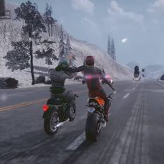 Watch: After 19 years, the classic racing game Road Rash is back in a new version (or is it?)
