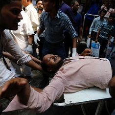 Mumbai rail stampede: In KEM hospital, survivors come to grips with cracked bones and broken dreams