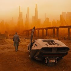 In photos: 'Blade Runner 2049', the movie that has sent critics into raptures