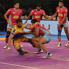 PKL: Puneri Paltan edge past UP Yoddha, Pink Panthers defeat Tamil Thalaivas in thriller