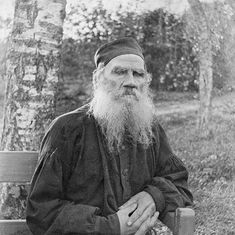 From non-cooperation as a political tool to austerity in living, how Leo Tolstoy inspired Gandhi