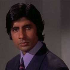 Before stardom: Amitabh Bachchan's drudge years are a study in perseverance and persona building