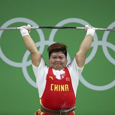 Weightlifting: Russia, China handed one-year doping bans