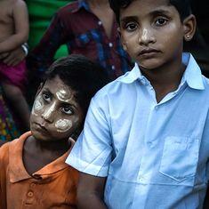 Who really attacked the Rohingya Hindus in Myanmar's Rakhine state?