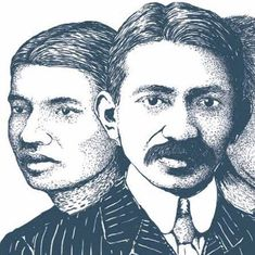 In graphic detail: The stories of young Gandhi's experiments with indiscretion