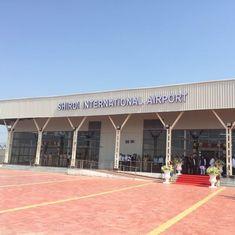 Maharashtra: President Ram Nath Kovind inaugurates Shirdi airport