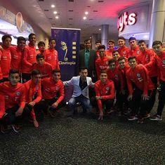 Chak De! India, Hatha Yoga: Chile's unique preparations for U-17 World Cup