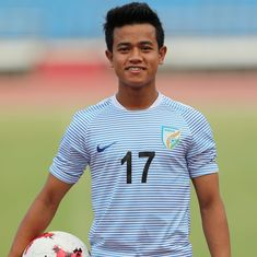 From almost quitting football to the World Cup, meet India U-17 midfielder Shahjahan