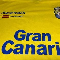 Amid Catalonia vote, Las Palmas to wear Spanish flag for La Liga clash at Barcelona