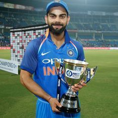 'We want to be relentless': Virat Kohli determined to continue India's dominance