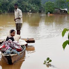 Assam: 78,000 people affected as fresh floods hit over 80 villages