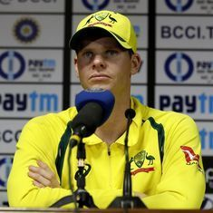 'Poor decision making under pressure': Steve Smith blasts team after ODI series humbling