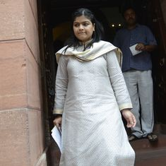 'If someone harasses you, slap him,' BJP MP Poonam Mahajan tells women