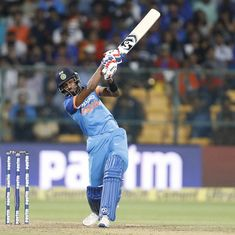 Here's how Hardik Pandya put his match-winning potential on display against gritty Australia