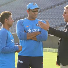 Kuldeep could challenge Yasir Shah as the best leg-spinner in the world, says Shane Warne
