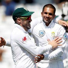 South African facing another big defeat versus Sri Lanka despite Keshav Maharaj's nine-wicket haul