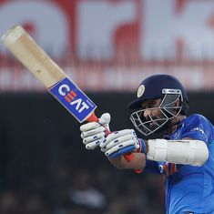 Why wasn't Rahane played in Dharamsala? Because he is an opener, says Rohit Sharma