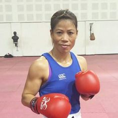 Mary Kom, Sarita Devi included in India's Asian Championships squad