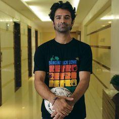 Watch: Television heartthrob Barun Sobti on his new film 'Tu Hai Mera Sunday'