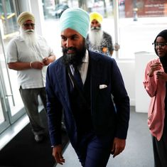 Canada: Sikh lawyer becomes first non-white leader of a major political party