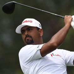 Indian golf round-up: Disappointing final rounds for Aditi Ashok, Anirban Lahiri