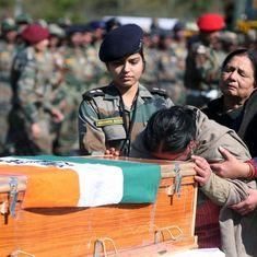 बीते 13 सालों के दौरान भारतीय सेना ने हर तीसरे दिन एक सैनिक खोया है