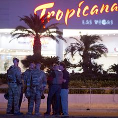 Studying Mumbai terror attack helped Las Vegas police prevent many more deaths, says sheriff