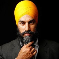 Meet Jagmeet Singh, the turbaned Sikh who intends to challenge Justin Trudeau in the 2019 election