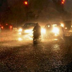 Telangana: Three die as heavy rain lashes Hyderabad