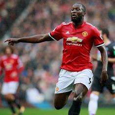 Manchester United's Romelu Lukaku denies Beverly Hills party charge