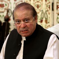 Nawaz Sharif re-elected president of his party after Pakistan's Parliament amends law