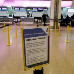 Britain's Monarch Airlines collapses, one lakh tourists stranded abroad
