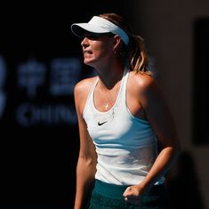 WTA rankings: Maria Sharapova jumps up 29 spots to 57th after Tianjin Open win