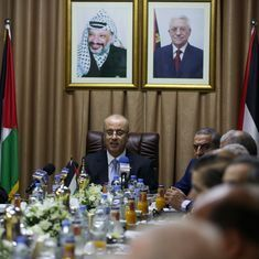 Palestinian Authority holds first meeting in Gaza in 3 years, to work on reconciliation with Hamas