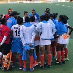 Junior Indian hockey teams continue winning run at Youth Olympic Games Qualifier
