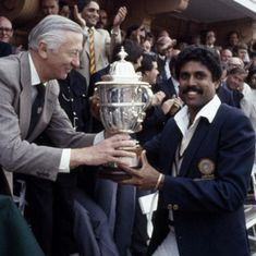 Pause, rewind, play: India's 1983 World Cup triumph changed world cricket forever
