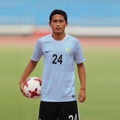 Overcoming rejections, forward Nongdamba Naorem is raring to fire at Fifa U-17 World Cup