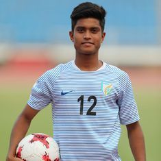 Fifa U-17 World Cup: From growing up in poverty to India's No 10, meet Abhijit Sarkar