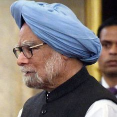 There is a difference between what Narendra Modi preaches and what he practises, says Manmohan Singh