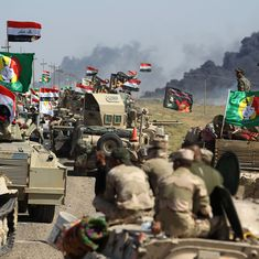 Iraqi military says it has recaptured Hawija town from the Islamic State