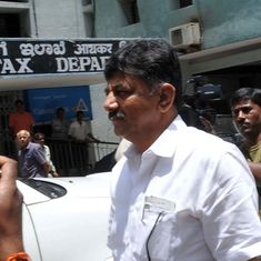 Income Tax Department summons Karnataka Minister DK Shivakumar in tax evasion case