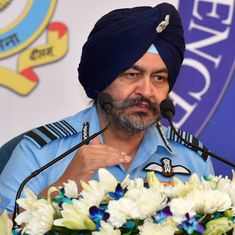 The Air Force is prepared for a two-front war, says IAF chief