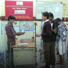 In Delhi, a bank run by street children for street children