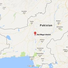 Pakistan: At least 18 killed in explosion at shrine in central Balochistan