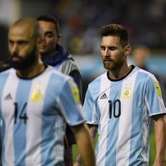 We aren't the best nor the favourites, Messi cautions Argentina fans ahead of World Cup